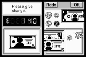 correct change