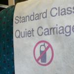 Quiet carriage
