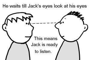 eye-contact