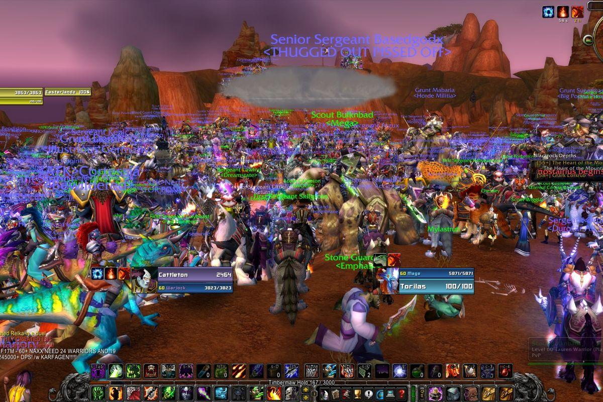 World of warcraft jack off